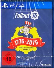 Fallout 76 - Tricentennial Edition (Sony PlayStation 4, 2018)
