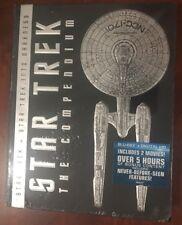 BRAND NEW Star Trek: The Compendium (Xi & Into Darkness) Blu-ray