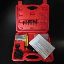 Brake Bleeder Tester Hand Held Vacuum Pump Sets Car Motorcycle Garage Convenient