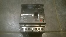 Disjoncteur tete d armoire LEGRAND  DPX 125  4 poles