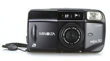 Minolta Vectis 30 Asphertical Lens zoom 38-90mm IX-DATE (Réf#S-114)
