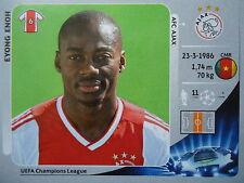 Panini 271 Eyong Enoh Ajax Amsterdam UEFA CL 2012/13