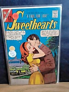 SWEETHEARTS #94  CHARLTON 6.0 FN