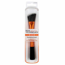 Real Techniques Cosmetic Professional Makeup Brushes Foundation Brush Pack NEW