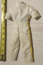 "1/6 12"" Inch Admiral Ackbar White Uniform Jumpsuit Star Wars Figure Accessory"