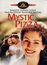 MYSTIC PIZZA // Julia Roberts, Lili Taylor, Vincent D'Onofrio // USED DVD //