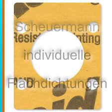 Vergaserflansch-Dichtung für VW Polo 86c 1,3 AAV 55PS