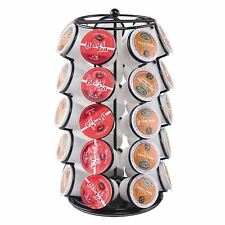 35 Coffee Pod Holder Revolving Capsule Stand Rack for Dolce Gusto & Nespresso