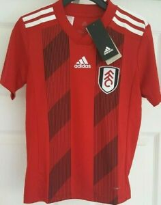 *NEW* Fulham FC - 2019/2020 Adidas Football/Soccer Shirt/Jersey - Age 7/8yrs