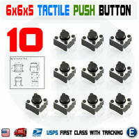Details about  /Momentary Tactile Push Button Switch Vertical//SMD//Horizontal Micro PCB Mounted