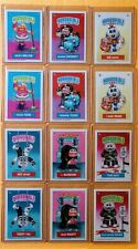 LOT of 12 CARDS: 2019 HORRORiBLE KIDS 4th SERIES 4 by GPK Artist Mark Pingitore