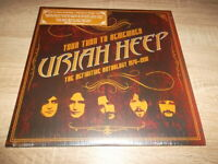 Uriah Heep-Your Turn to Remember/The Definitive Anthology 1970-1990 2x Vinyl LP