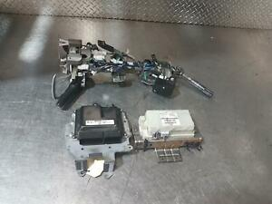 MITSUBISHI CHALLENGER SEC SET (ENGINE ECU/IMM/READER/KEY), 2.5, 4D56 12/09-12/15