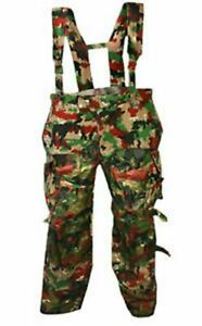 Swiss Alpenflage Trousers