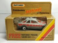 MATCHBOX 1984 DIECAST 100 YEARS OF MOTORING FORD SIERRA XR4i - FORD SPORT - MB55