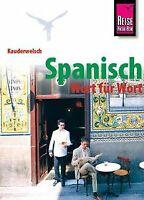 Kauderwelsch, Spanisch Wort für Wort von Som, O'Niel V. | Buch | Zustand gut