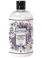 POO POURRI Refill Bottle DEODORIZER Toilet BATHROOM Spray LAVENDER VANILLA 16 oz