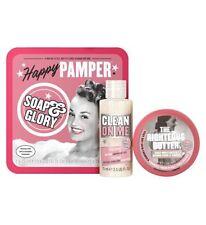 Soap & Glory feliz mimar Mini Conjunto de Regalo Nuevo