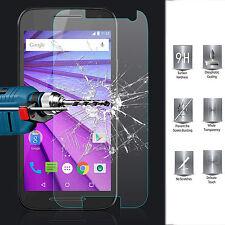 Tempered Glass Film Screen Protector for Moto G (3rd Gen 2015 / Moto G3) Mobile