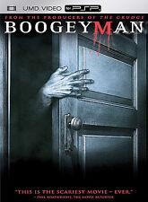 The Boogeyman (UMD, 2005, Universal Media Disc)