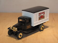 CAMPBELL'S BEEFSTAKE 125 YRS - DIE CAST 1930 CHEVY TIN BOX  BANK B624 by ERTL