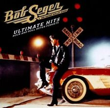 BOB SEGER (GREATEST HITS - ROCK AND ROLL NEVER FORGETS 2CD SEALED + FREE POST)