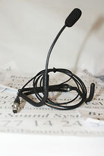 Stageline HSE-110 Headset microphone 3 pin Mini XLR con