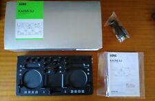 Korg Kaoss DJ Controller & Mixer used once (Volca)