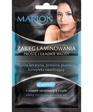 Marion Hair lamination treatment straight and smooth hair proste i gładkie włosy