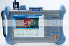 "A● ZIBOO OTDR TLO300 Optical Time Dmain Reflectometer 5.6"" TFT 10mW"