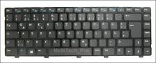 QWERTZ Tastatur Dell Inspiron 14-3421 14R-5421 3437 5437 Vostro 2421 Beleuchtung