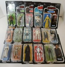 Star Wars Vintage Collection Lot of 15 - Includes Imperial Assualt Tank Driver