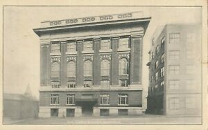 NASHVILLE , Tennessee , 1900-10s ; Y.M.-Y.W.H.A. Building