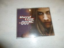 SHERYL CROW - Tomorrow Never Dies - Deleted 1997 UK 4-track CD single