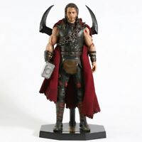 Crazy Toys Thor Ragnarok Action Figure Statue1/6 Scale PVC Hot Toy 12'' Gift