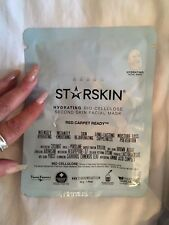 STARSKIN Red Carpet Ready mask Hydrating Coconut Bio-Cellulose Second Skin Face