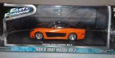 Modellini statici di auto, furgoni e camion arancione Greenlight Fast & Furious