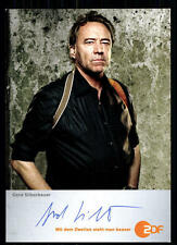 Gerd Silberbauer Soko 5113  Autogrammkarte Original Signiert## BC 5397