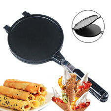 Waffle Maker Cooking Ice Cream Baking Pan Egg Roll Omelet Machine Crispy Cone