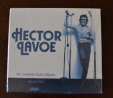 The Complete Studio Albums, Vol. 1 [Box] by Héctor Lavoe Hector (4CD, 2008) NEW