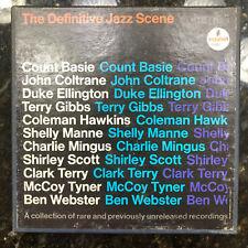 4 Track Tape: The Definitive Jazz Scene - Coltrane, Ellington, more Reel-to-Reel