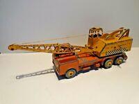 Dinky - 20 Ton Lorry Mounted Crane. #3