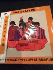 The Beatles Alternate Yellow Submarine NIP Cd Japan EMI Lennon McCartney Nowhere