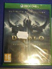 Diablo III reaper of souls ultimate evil Jeu Vidéo XBOX ONE NEUF VERSION FR