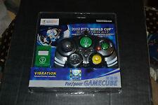 GAMECUBE controller Thrustmaster 2002 COREA/GIAPPONE World Cup Edition Wii Retrò