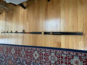 """PINNACLE MARINE OUTFITTERS FISHING ROD 130LB """"THE MONSTER"""" with PACBAY GUIDES"""