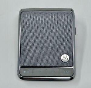 Motorola Roadster 2 TZ710 Portable Wireless Bluetooth In-Car Speakerphone Visor