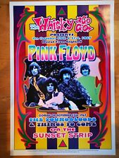 PINK FLOYD SYD BARRETT psychedelic DANCE -  CONCERT POSTER 1999 A2