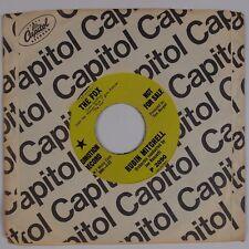 RUBEN MITCHELL: The Fox Soundtrack USA Capitol DJ Promo Low Key Jazz 45 NM- HEAR