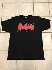 DC Batman T Shirt Black Size XL Used Excellent